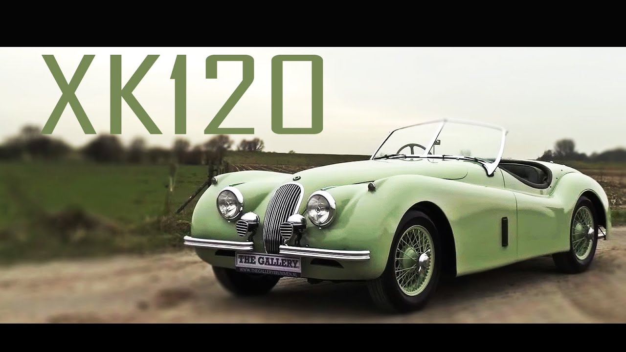 Good JAGUAR XK120 1953   XK120   Full Test Drive In Top Gear   Engine Sound |  SCC TV   YouTube