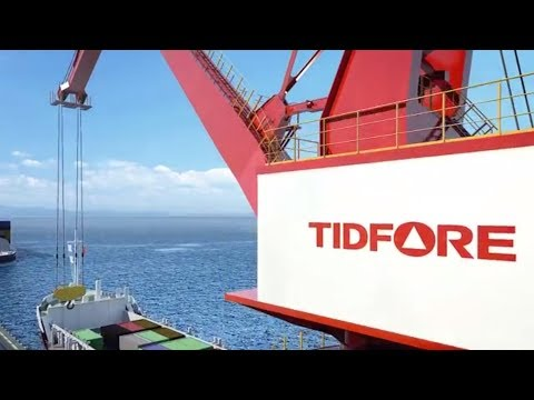 TIDFORE Port and Waterway Equipment - Portal Crane/Gantry Crane