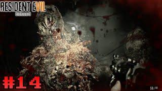 Wkurw W Kopalni Soli | Resident Evil 7 #14