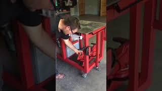 Bancada de soldar / welding table
