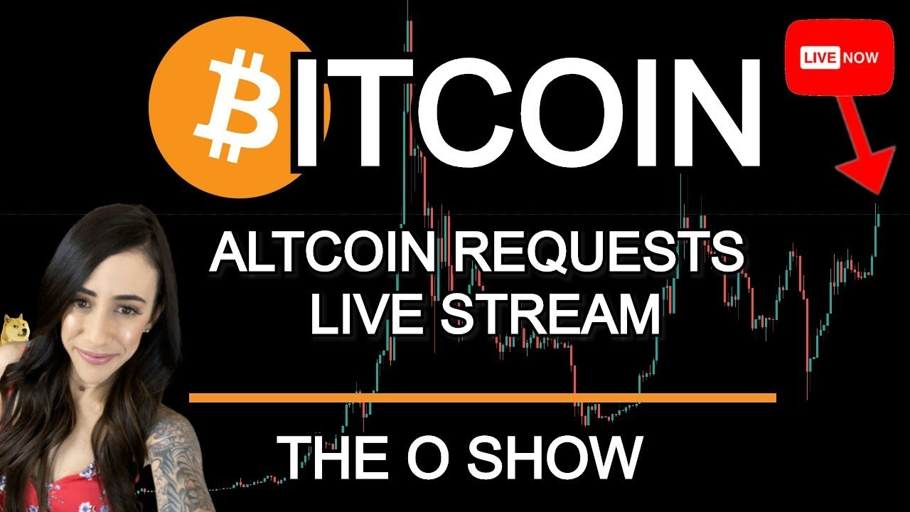Catch the replay here for all the sh!tcoins and the #bitcoin weekly close  $OCEA... 2