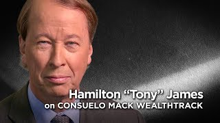 Blackstone's Executive Vice Chairman Tony James Discusses His Passion for Rescuing Retirement