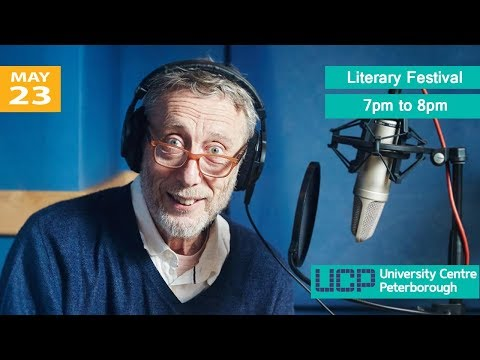 Literary Festival: Michael Rosen Live at UCP