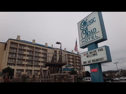 Music Road Hotel in Pigeon Forge, TN