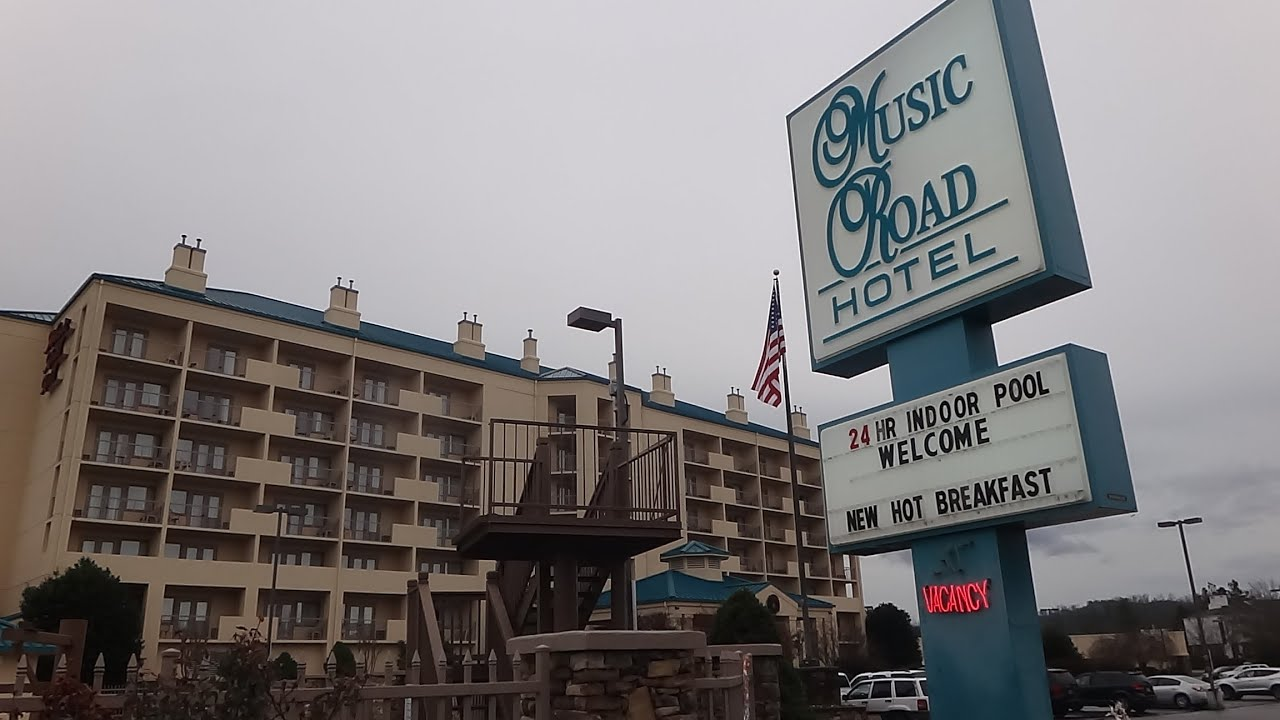 Music Road Hotel Pigeon Forge TN