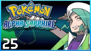 Pokemon Alpha Sapphire Part 25 - Wallace Gym Battle ORAS Gameplay Walkthrough