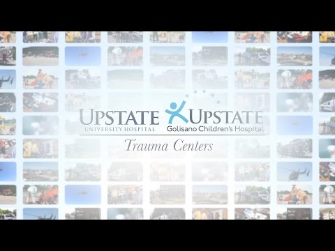 Upstate University Hospital -  The Upstate Trauma Center