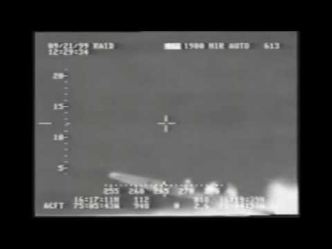 Coast Guard aircraft tracks go-fast using forward looking infrared radar