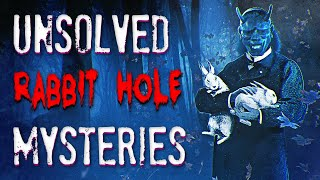 4 More Cryptic UNSOLVED Mysteries that will Lead You Down Rabbit Holes
