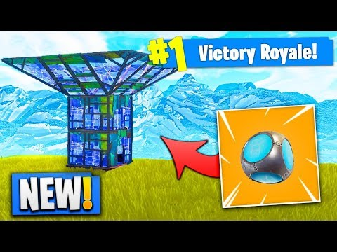 *NEW* PORT A FORT GRENADE IS OP!!! (Fortnite) thumbnail