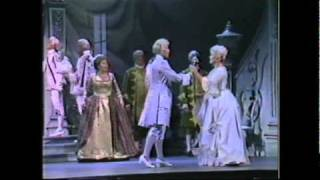 Der Rosenkavalier ACT II -- Presentation of the Rose