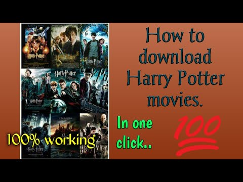 Download How to download Harry Potter movies | #harrypotterseries | # Sujal pardeshi 👍👍👍.