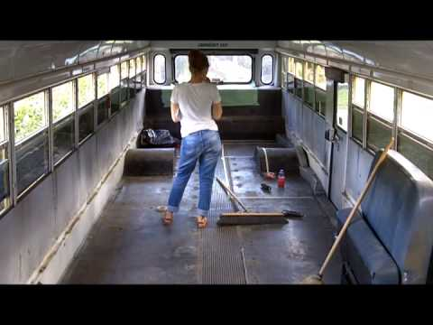 Thomas 2001 Preliminary Floor Plan Idea Tiny House On Wheels YouTube