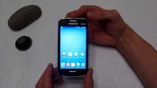 Обзор Samsung Galaxy ACE 3 GT S7272(Samsung Galaxy ACE 3 GT-S7272 обзор от канала ТОЧКАОБЗОРА. Бюджетный 2-х симный смартфон на операционной системе android..., 2013-11-24T20:52:47.000Z)