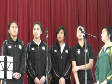 Maori Language Manas Song