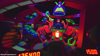 Space Ranger Spin (On-Ride) Magic Kingdom - Walt Disney World