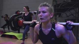 Less Mills BodyPump в Energy Fitness