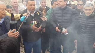 Video: Pachamama en Perico 2017