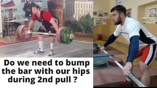Second PULL [ENG SUB] Подрыв или Подбив? / S Bondarenko (Weightlifting & CrossFit)