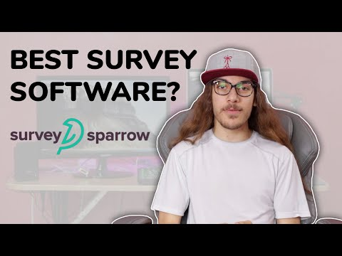 The Best Survey Software?   SurverySparrow Overview
