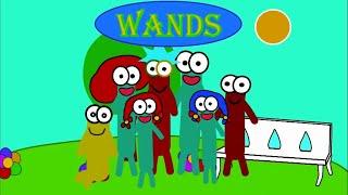 Ванды — мультфильм для детей — Клубника (мультфильм 2020)
