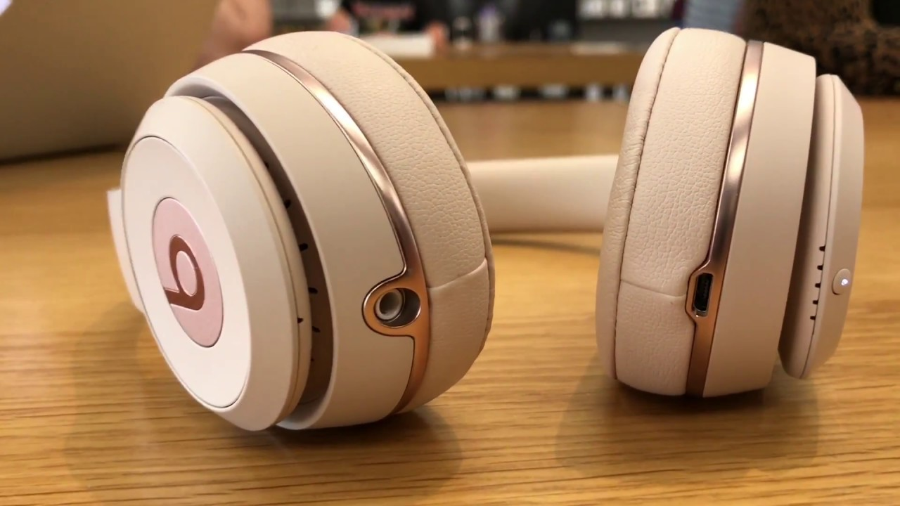 Matte Gold Beats Solo3 Wireless Review After 1 Month - YouTube 557dfd022e