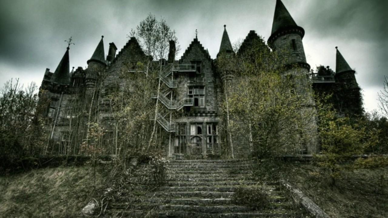 اكثر القلاع المهجورة و المخيفة في العالم