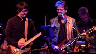 Lou Reed - A Change Is Gonna Come (Sam Cooke) LIVE 09/15/11 Highline Ballroom, NYC