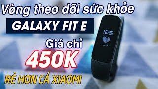 CỰC SOCK! Galaxy Fit e tụt giá chỉ còn 450k - ĐÁNG MUA HƠN BAO GIỜ HẾT!!!
