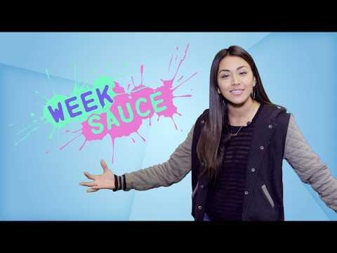 Week Sauce with Jessica Lesaca - Episode 18