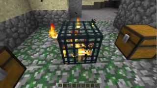 Minecraft Trucos: #04 - Hacer una granja de experiencia