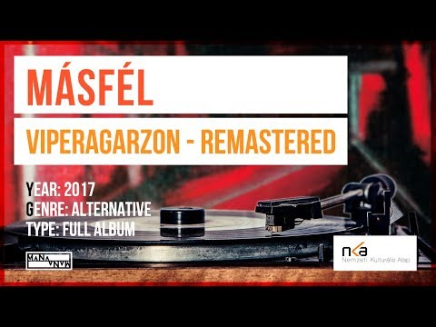 Másfél - Viperagarzon (Remastered) - (FULL ALBUM)