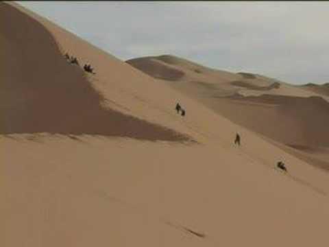 Fezzan's magic desert