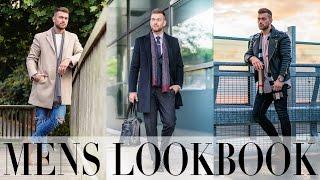 Mens Look Book | Autumn Winter Outfits x Jewellery  | Ali Gordon