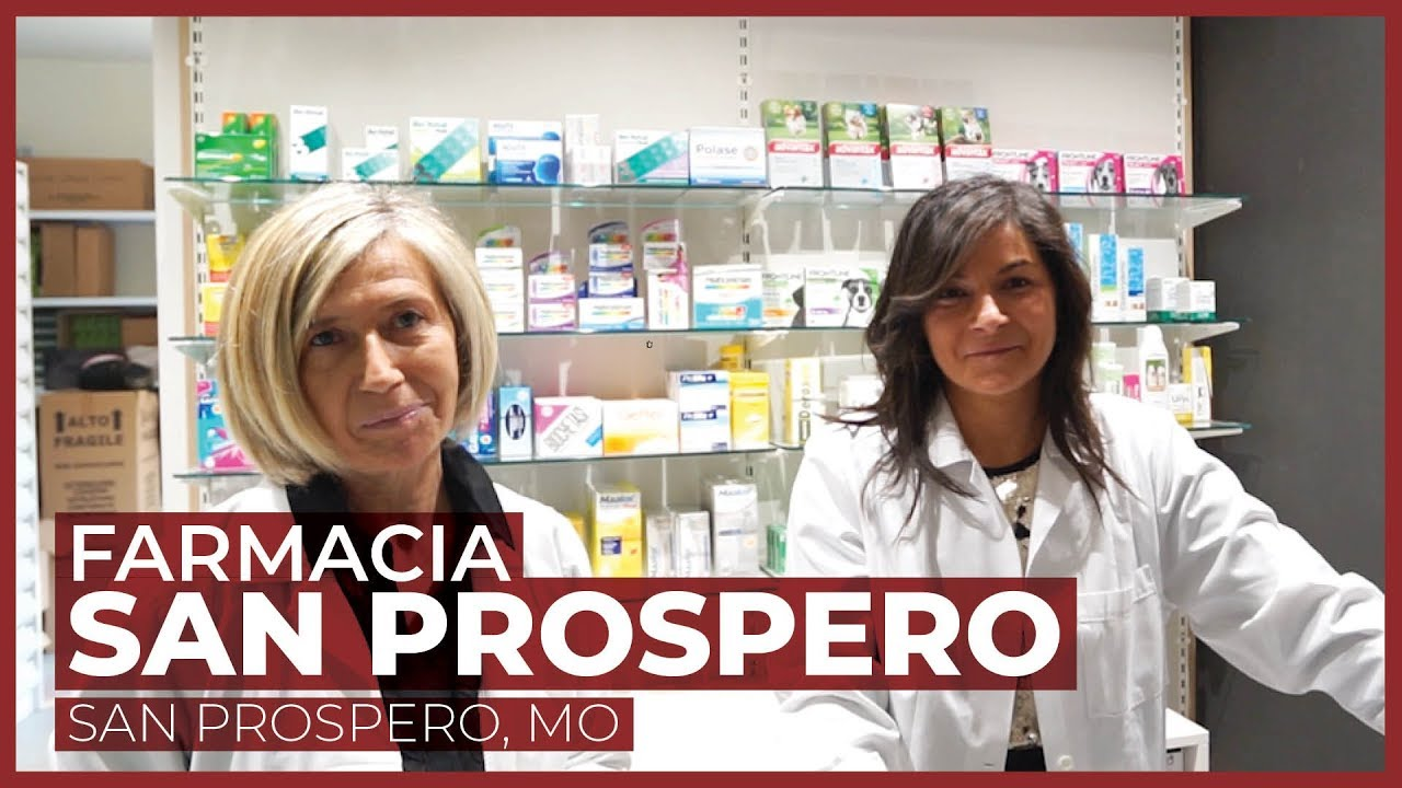 farmacia san prospero clou farmacie fashion youtube