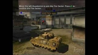 Full Spectrum Warrior: Ten Hammers Xbox Gameplay - Boo-ya.