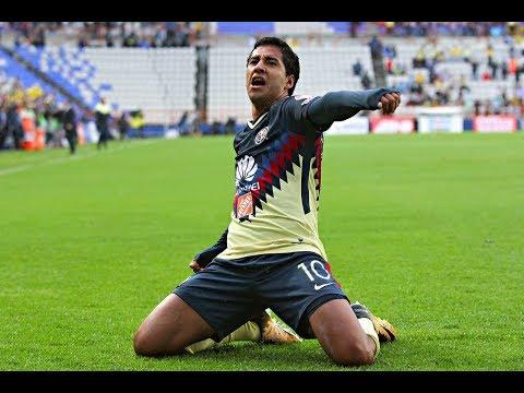 Seguimiento a Cecilio Domínguez | Pachuca 0-2 América • Apertura 2017 (29/07/17)