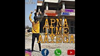 Apna Time Aayega (Gully Boy ) Dance Video /choreography by Ravi khan