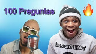Ozuna - 100 Preguntas (Official Video) REACTION