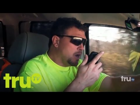 Lizard Lick Towing - Messy Scuffle At A Construction Site