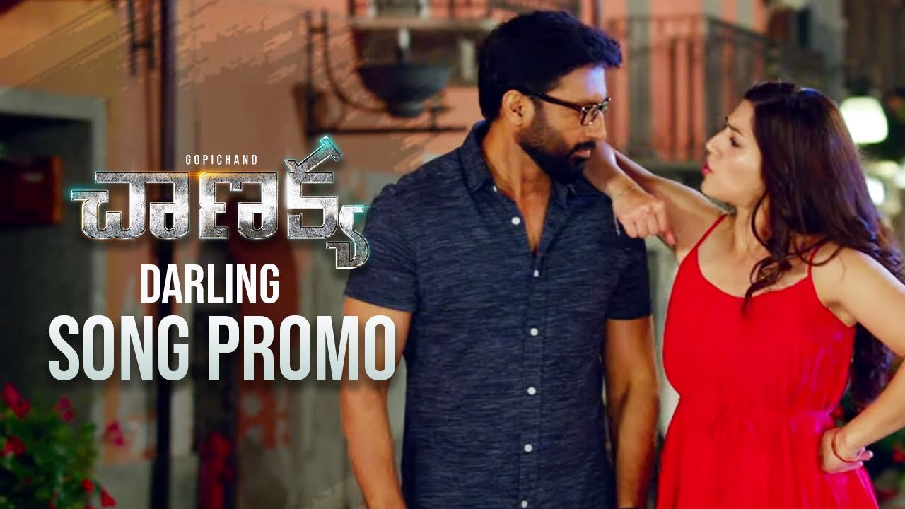 Chanakya - Darling Song Promo | Gopichand, Mehreen, Zareen Khan | Thiru | AK Entertainments