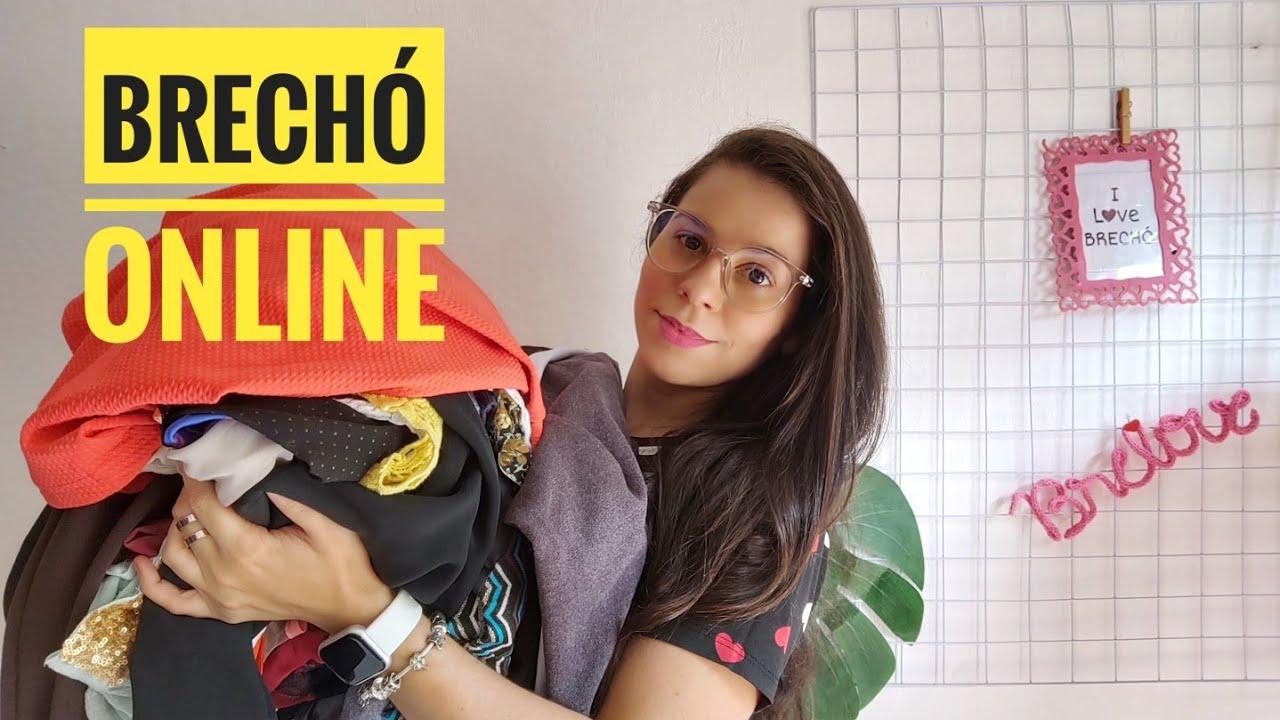 BRECHÓ - VENHA GARIMPAR ONLINE