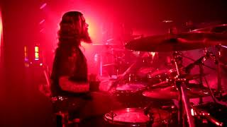 MARDUK WERWOLF DRUMCAM | Live in Oslo 13/12/2019