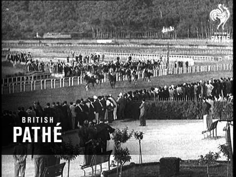 Naples - Horse Racing (1937)