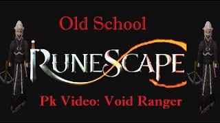 07 Old School Runescape Void Ranger Pk Video #2