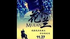 Hua mulan (2009) soundtrack ost •.