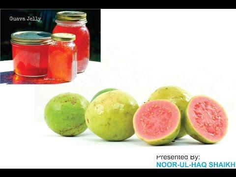 How to make Home Made Guava Jam 2016