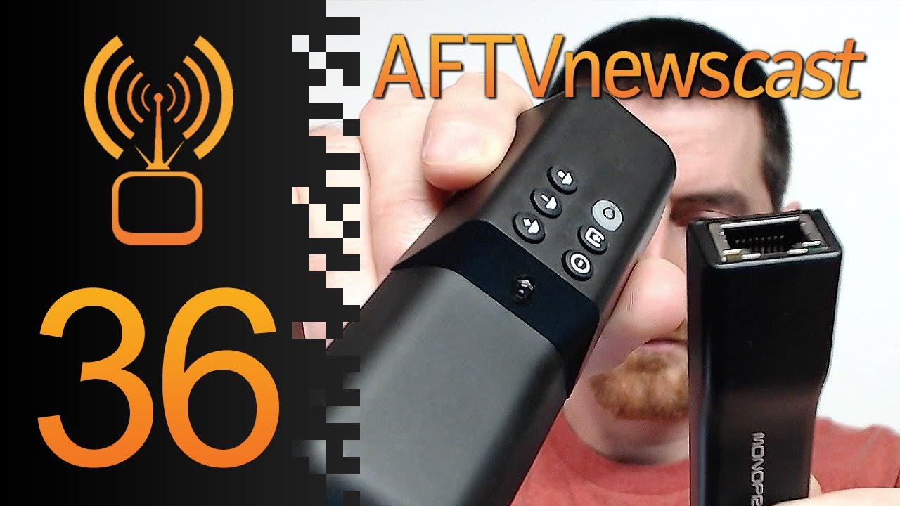 Fire Tv Stick Ethernet Amp Piggyback Remote Aftvnewscast