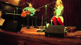 """RED LIPS, KISS MY BLUES AWAY"": MEREDITH AXELROD / CRAIG VENTRESCO at JALOPY (Sept. 27, 2014)"