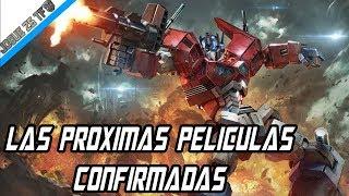Las Proximas Peliculas De Transformers Confirmadas 2019/2020